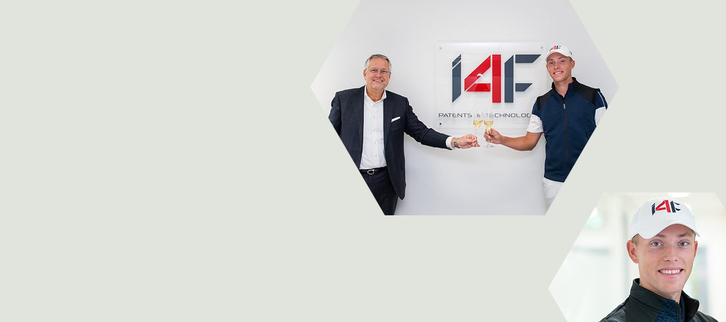 Driving awareness for i4F with golf's rising talent